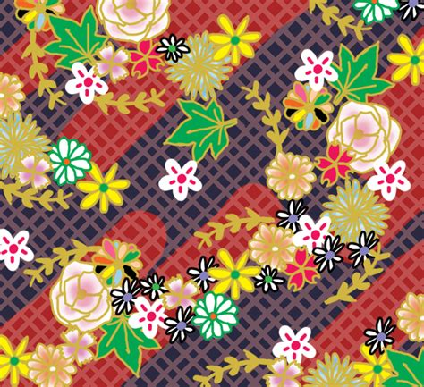 kimono pattern design kimono pattern by courthouse on deviantart