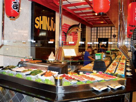 best buffet in miami shinju japanese buffet the finest and freshest sushi and seafood buffet in miami the florida