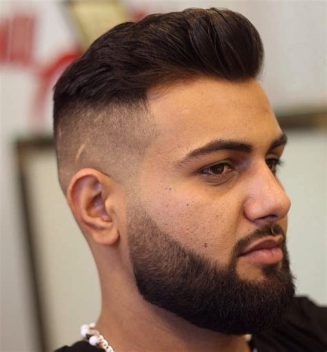 long on top short on sides best hair cuts image gallery new flat top haircut photos
