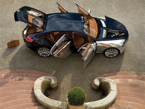 bugatti sedan galibier 16c bugatti 16c galibier the fastest and most expensive