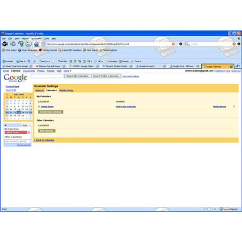 calendar mobile setup calendars and mobile setup controls