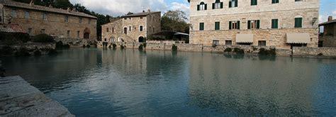 bagni vignone springs of bagno vignoni visit tuscany