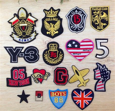 Patchwork Patches - popular cool patches for clothes buy cheap cool patches