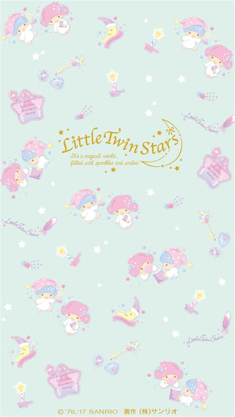 Little Twin Star Wallpaper For Iphone 6 Many Hd