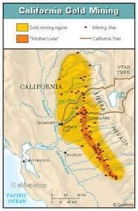 california gold maps california gold map search time spun