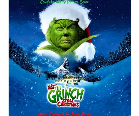 donald trump grinch what if donald trump and other politicians appeared in