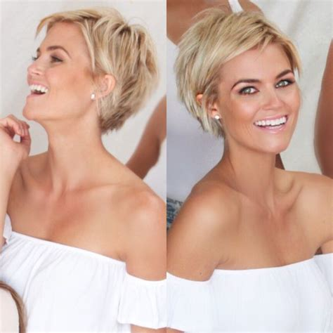 hairstyles for short hair at front long at the back 11 amazing short pixie haircuts that will look great on