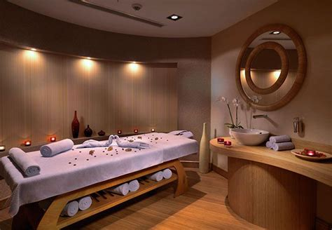 spa room therapy room design caretta room courtyard istanbul international airport