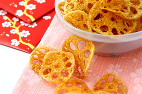 lotus root chips recipe by lydia cookeatshare