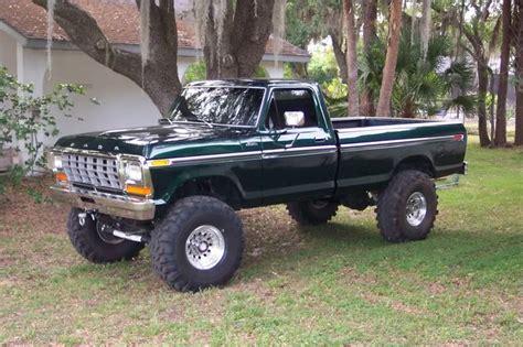 73 ford f250 factory highboy 360 v8 custom road f 250