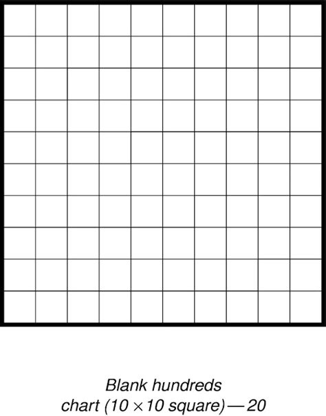 free printable blank hundreds chart to 120 the gallery for gt printable hundreds chart to 120