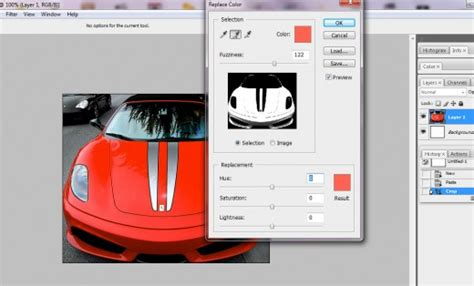 reset a tool in photoshop how to change color in photoshop a step to step guide