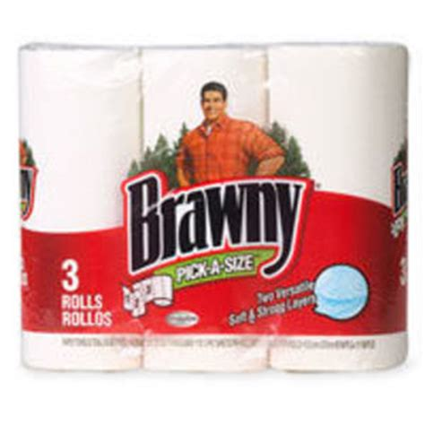 Who Makes Brawny Paper Towels - brawny a size paper towels reviews viewpoints