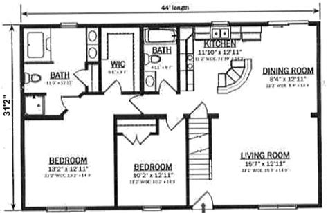 cape cod modular floor plans c137122 1 by hallmark homes cape cod floorplan