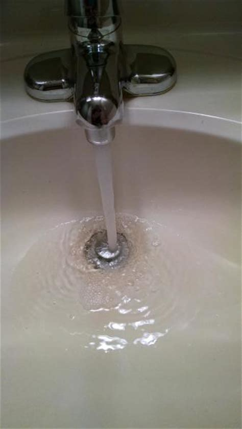 water pressure in bathroom sink is low seemingly low water pressure from kitchen faucet