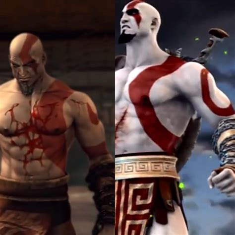 kratos tattoo you guys noticed how much kratos changed in