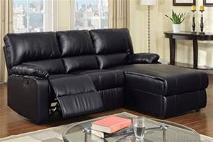 Reclining Sleeper Sofa Best Leather Reclining Sofa Brands Reviews Novak Black Pearl Sleeper Sectional Sofa