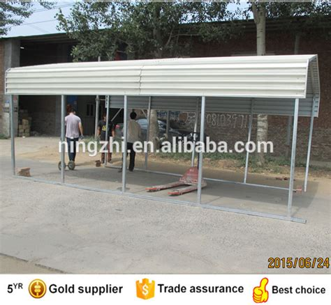 fertigcarport metall stahl carport metall carport fertig metall carport
