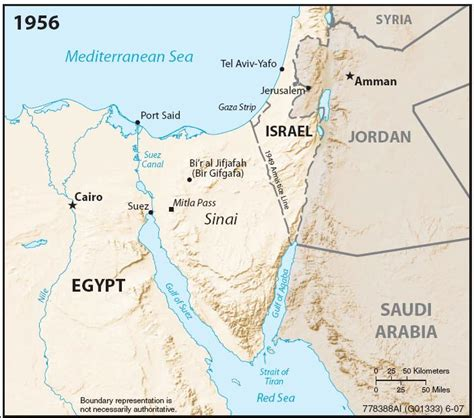 middle east map gulf of suez the of strategic counterintelligence central