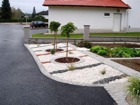Garten Und Einfahrt Gestalten by Einfahrt Familienhaus Einfahrt Gestaltung
