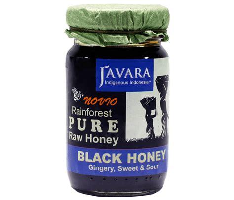 Javara Madu Hutan Hitam Kalimantan Black Honey hidup sehat dengan 6 bahan alami di lemonilo