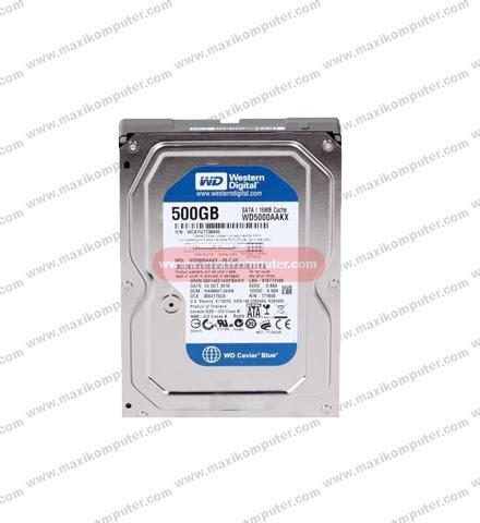 Wd Hardisk Pc 500gb harddisk pc western digital 500gb
