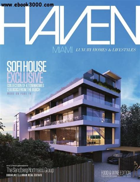 home magazine miami haven miami march 2016 luxury homes lifestyles