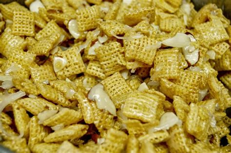 The Wonderful Stuff quot wonderful stuff quot chex mix recipe whistle and