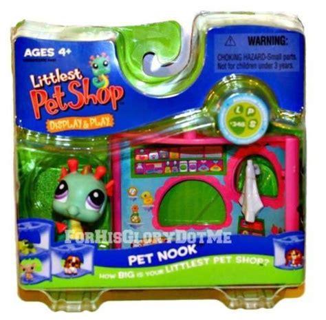 lps bathroom set littlest pet shop lps 348 seahorse nook bathroom