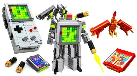 lego gameboy tutorial ninja brick lego news ninjago star wars sets more on