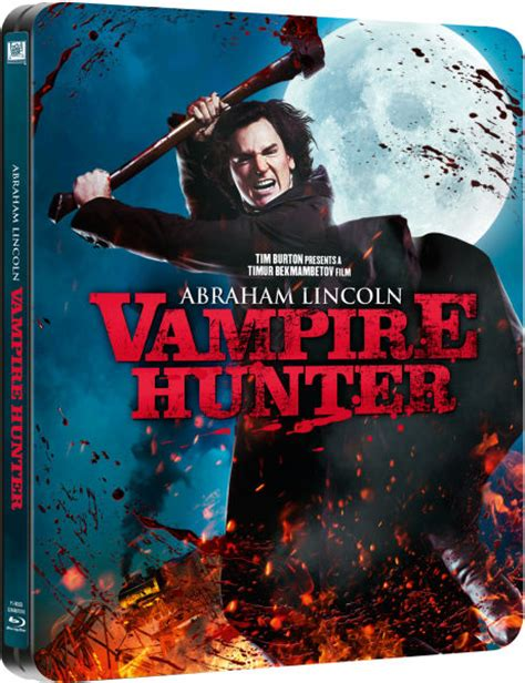 abraham lincoln vire hunter movie vs the book abraham lincoln vire hunter limited edition