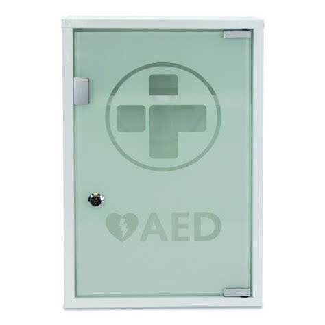 metal cabinets with glass doors aed metal wall cabinet with glass door