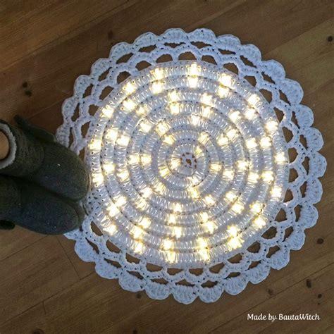 Rope Light Crochet Rug by Pin By Debbie Nolen On Crochet Rugs
