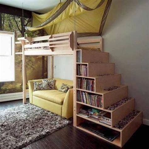 loft bed with stairs 19 cool loft bed with stairs designs