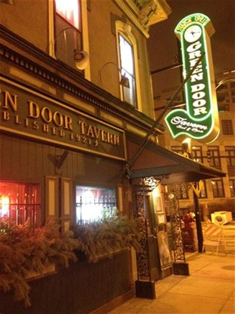 Green Door Chicago by Green Door Tavern Chicago Near Side Menu