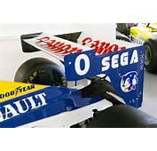 Description Williams FW15C Rear Wing Donington Grand Prix Collection