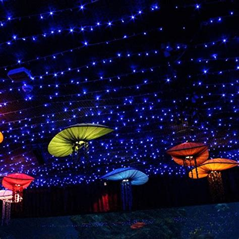 solar panel string lights ledniceker solar powered starry lights string with