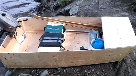 how to build a boat r on a river how to build a boat diy how i built this boat youtube