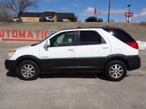 Awd Disable 2002 Buick Rendezvous 2002 Buick Rendezvous Pictures Cargurus