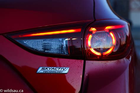 Quick Take 2015 Mazda3 Sport Review Wildsau Ca