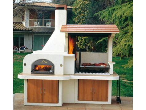camini in refrattario forno barbecue in muratura palazzetti forno a legna in