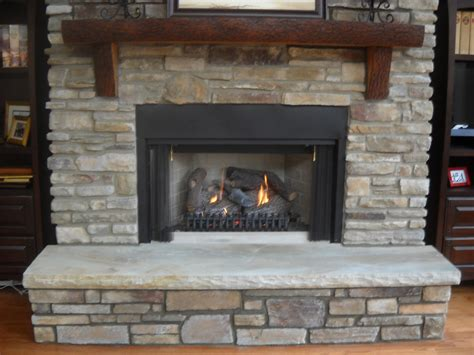 Fireplace Mantel Supports Stonedictionary Living Masonry