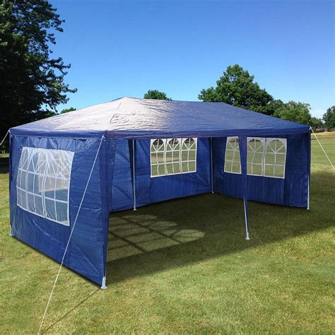 gazebo 3x6 tent 3x6 outdoor folding canopy marquee wedding