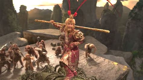 trailer du film le roi singe  monkey king le trailer du film evenement en chine allocine