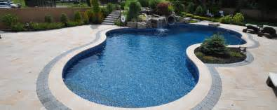 in ground pools inground swimming pool landscaping interior design ideas