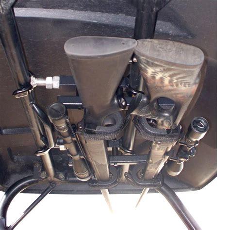 Utv Gun Rack by Draw Utv Overhead Gun Rack Qd852ogr Great Day