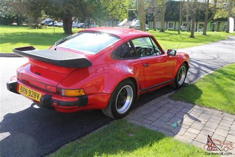 Porsche 911 Turbo 1980 by 1980 Porsche 911 Turbo Classic Car