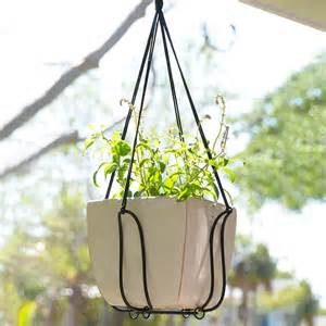 Hanging Plant Pots Adjustable Plant Hanger Turns Almost Any Pot Into A