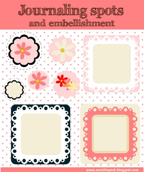 printable journaling tags free printable tags and digital journaling spots