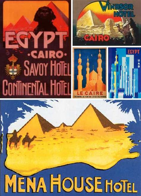 Revisiting Travel Week by Egypt Travel Posters 8 Jpg
